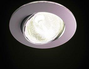 3D Swivel Ceiling Light