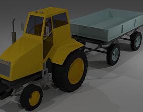 Tractor blade 3D