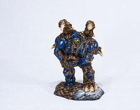 3D print model Infested Terran