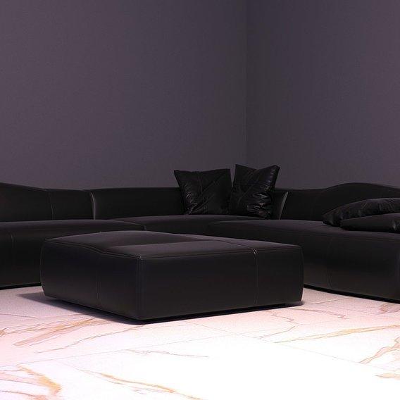 sofa  first test render
