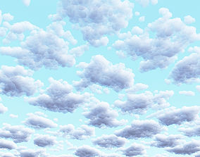 Clouds 3D Models | CGTrader