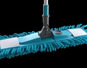 3D model Mop for cleaning floors