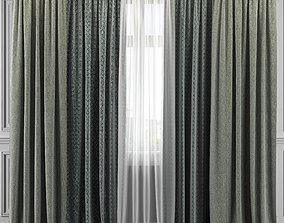 Curtain Set 306 3D