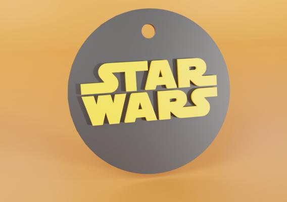 Star wars key chain