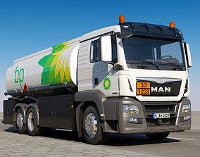 3D MAN TGS 6X2 Tanker