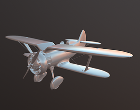 High detailed model i15 biplane