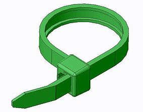 3D print model 111-05450 Hellermann Cable Ties for 1