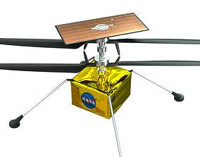 JPL Mars Helicopter 3D model
