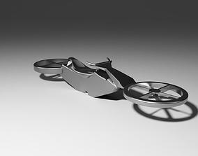 Hower board 3D model