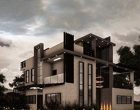 residential 3D modern