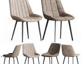 Adah and Anant Chair Set La Forma 3D