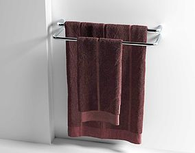 on 3D Kassatex Organika Towel