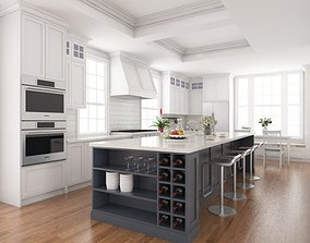 Kitchen Wing 3D