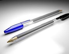 3D model Ball pen