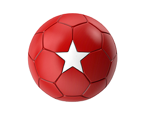 3D betstars soccer ball