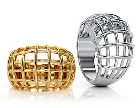 3D print model Ring R F 0021