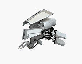 Drone Scout 3D asset
