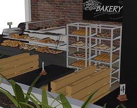 3D Bakery bakery cookie