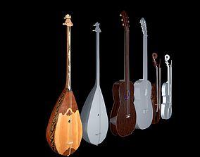 Musical Instrument Music 3D