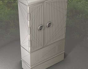 Electrical Distribution Cabinet 147 3D asset