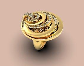 Dee Grisogonnoo Gypsi ring 3D printable model