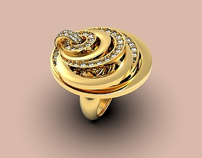 Dee Grisogonnoo Gypsi ring 3D printable model