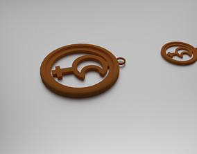 Lilith Pendant 3D printable model