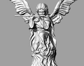 Angel sculpt 3D printable model