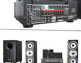 Speaker system ONKYO speaker 3D