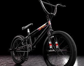 Mongoose Legion BMX 3D model