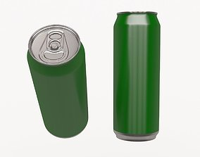 3D Beverage can