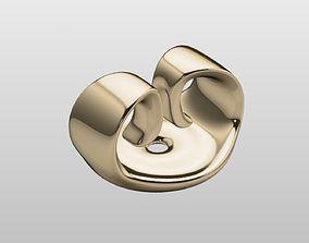 3D print model Earring Backing