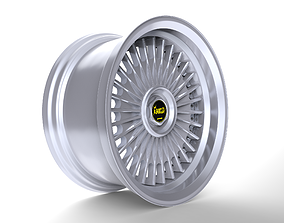 Work Emitz Wheels 3D model