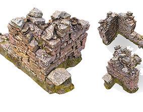 3D model Wall Corner