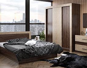 3D Bedroom design 5