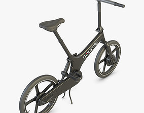 Gocycle Bike 3D model