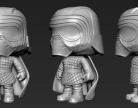 3D printable model Darth Vader