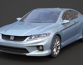 3D model Honda Accord Coupe 2013