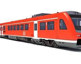 3D model Siemens Desiro Class 642