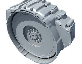 3D Flywheel 21 automotive