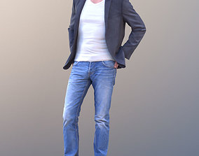 3D model Lars 10420 - Standing Casual Man