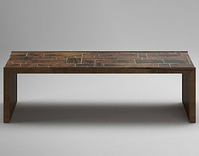 3D model Table Roman