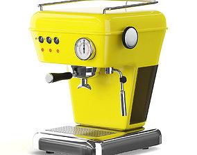Coffee Machine 3D Model electric