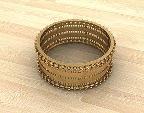 Engagement Ring 17 3D printable model