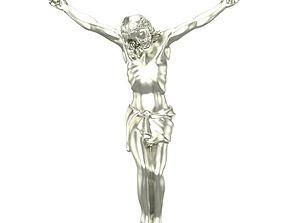 Jesus religion 3D print model