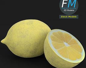 3D Lemons