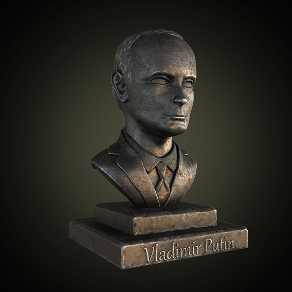 Vladimir Putin's Statue
