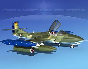 Cessna A-37 Dragonfly V06 Vietnam 3D