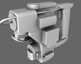 Motion Tracker Prop 3D