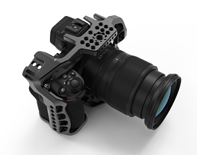 Cage for Camera Nikon Z7 CAD CNC 3D